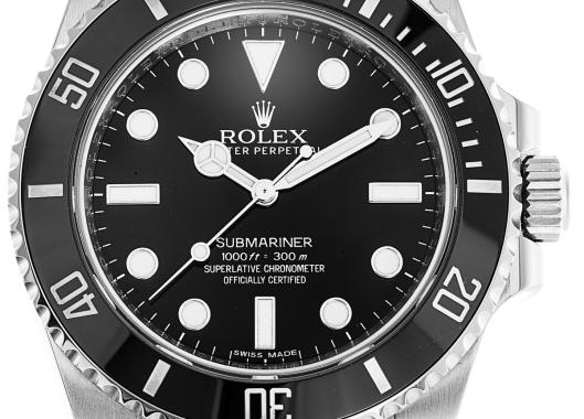 ultimo rolex submariner