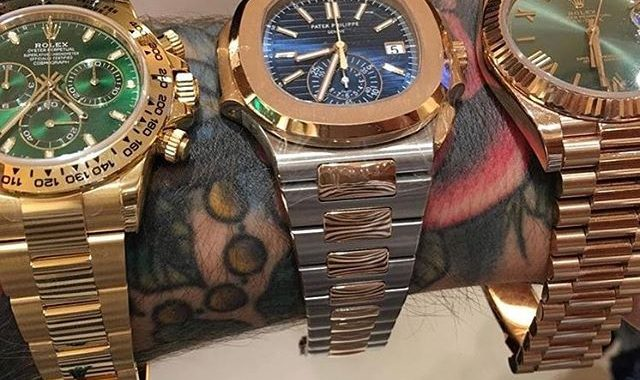 watches & tattoos