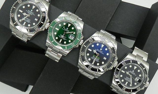 comprar Rolex de segunda mano