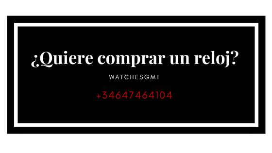 comprar un reloj