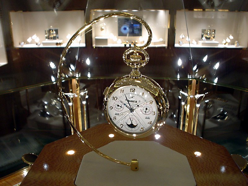 MUSEO PATEK PHILIPPE, 2.000 RELOJES DE HISTORIA - WatchesGMT